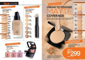 Avon Brochure July 2019