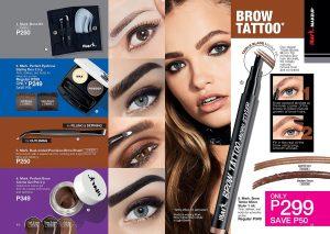 Avon Tattoo Eyebrow Styler