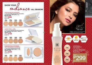 Avon True Color White Essence Foundation With Glutathione SPF 50