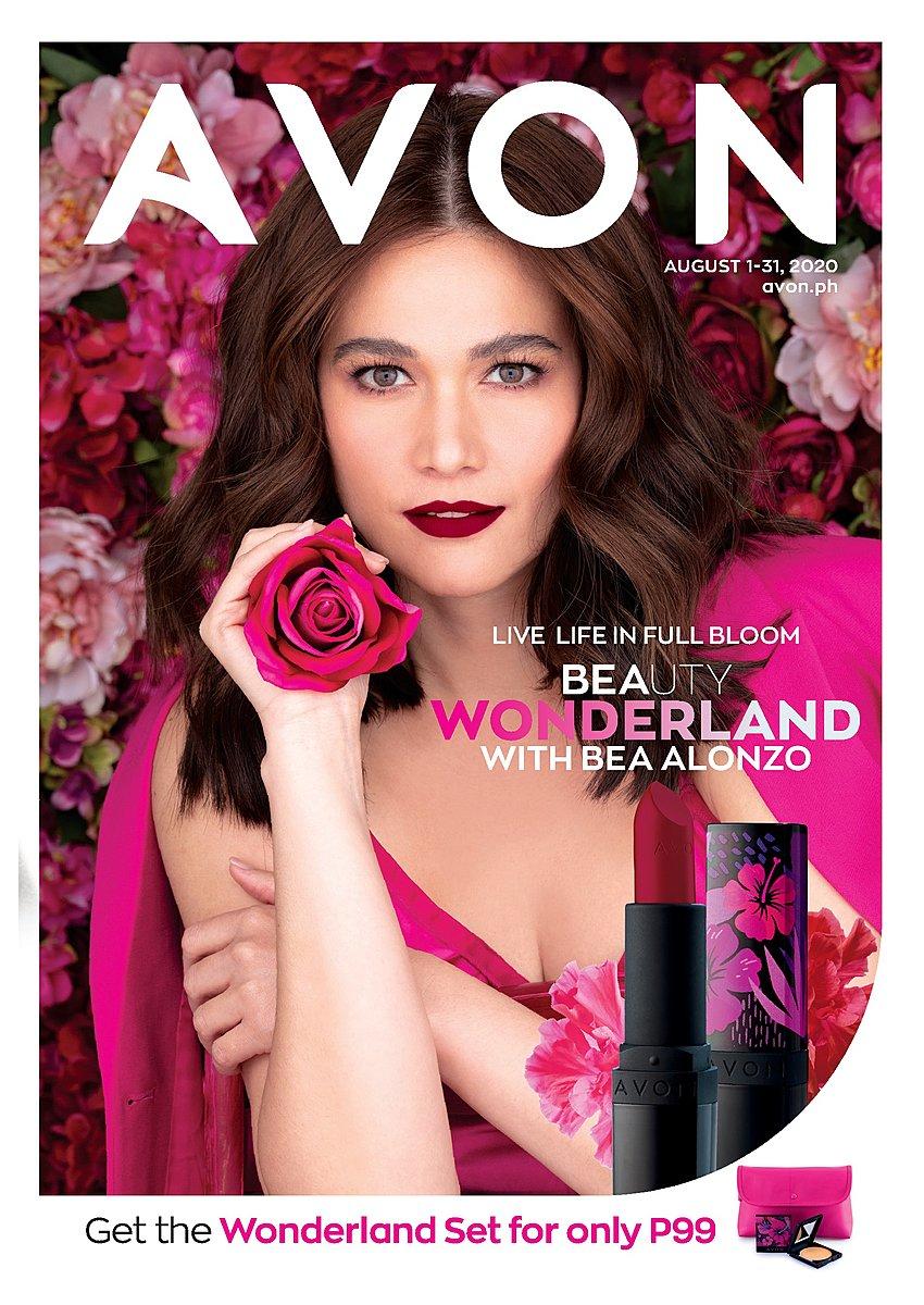 Avon Brochure August 2020