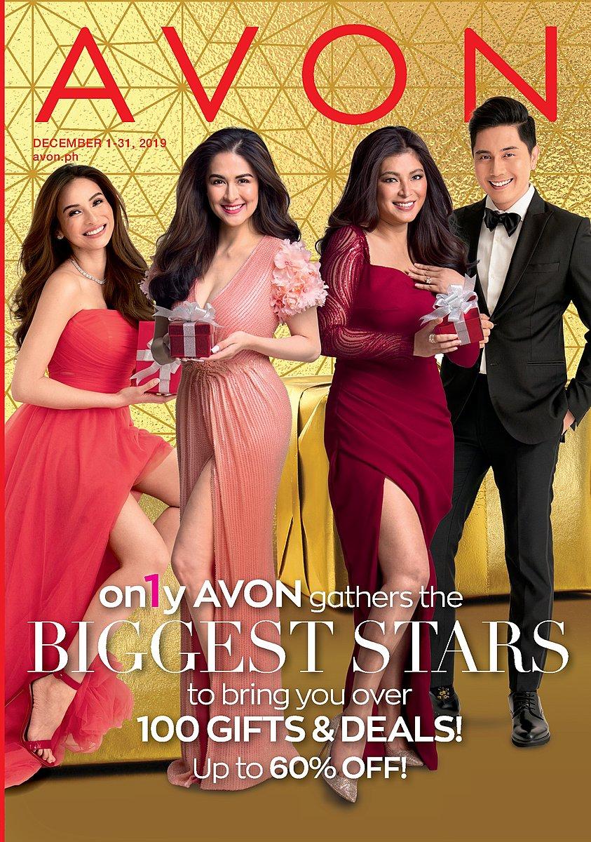 Avon Brochure December 2019