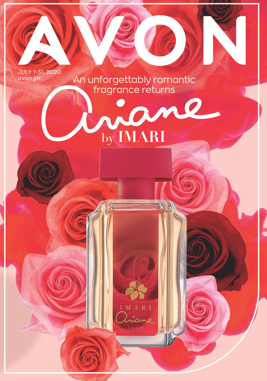 Avon Brochure July 2020