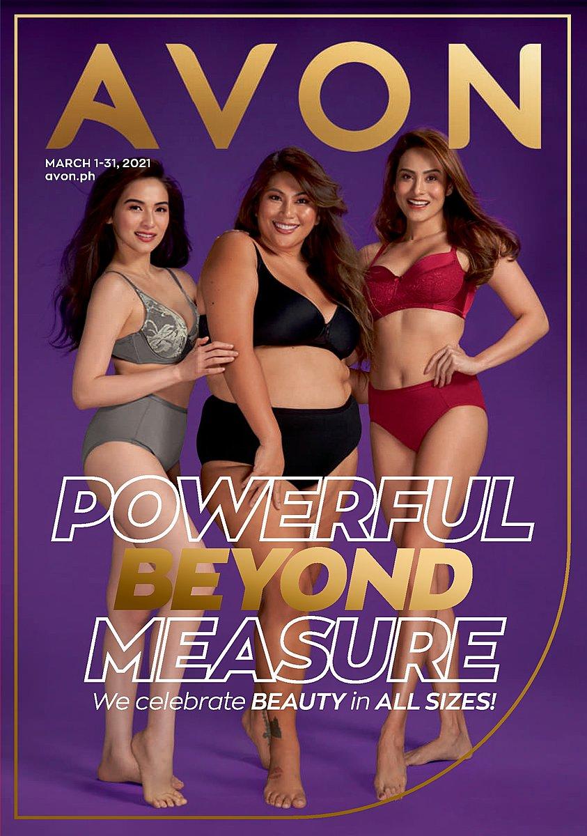 Avon Brochure March 2021