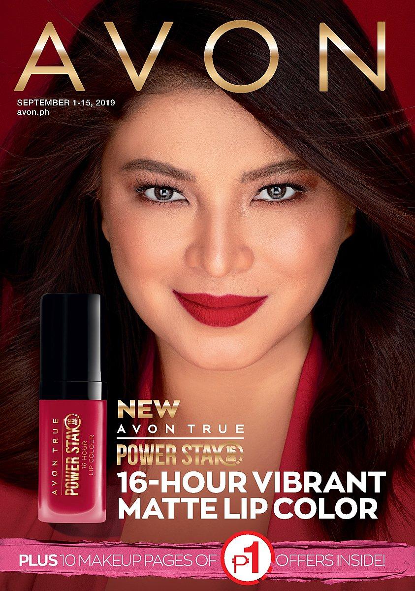 Avon Brochure September 2019