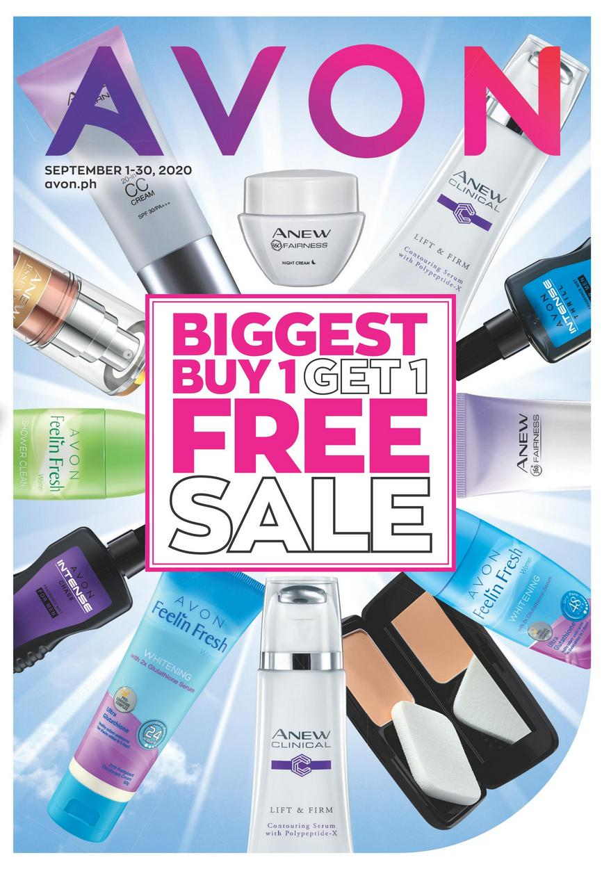 Avon Brochure September 2020
